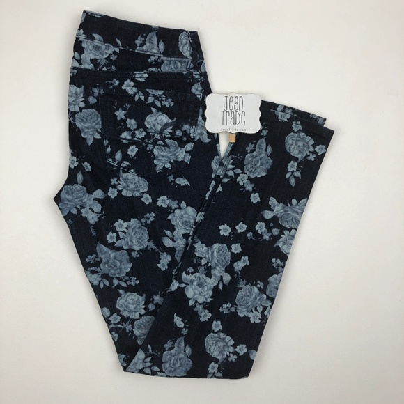 American Eagle Outfitters Denim - AEO American Eagle Floral Jegging